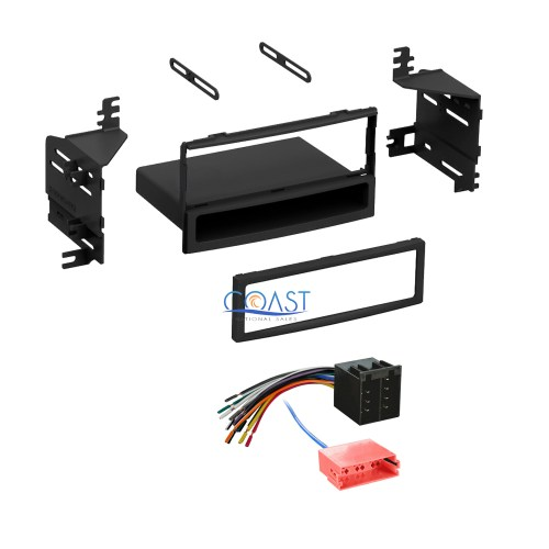 small resolution of details about single din radio stereo dash kit harness for 2010 2011 hyundai accent kia rio
