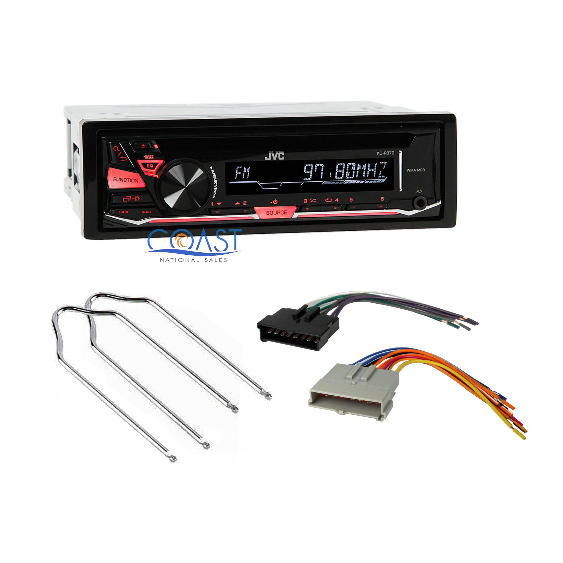 Jvc Stereo Wiring