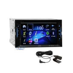 Jvc Radio Bluetooth Verbinden Western Snow Plow Solenoid Wiring Diagram 6 2 Quot Touchscreen Double Din Car Mp3 Aux