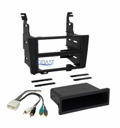 car radio stereo single din install dash kit harness for 1992 1996 lexus es300 [ 3000 x 3000 Pixel ]