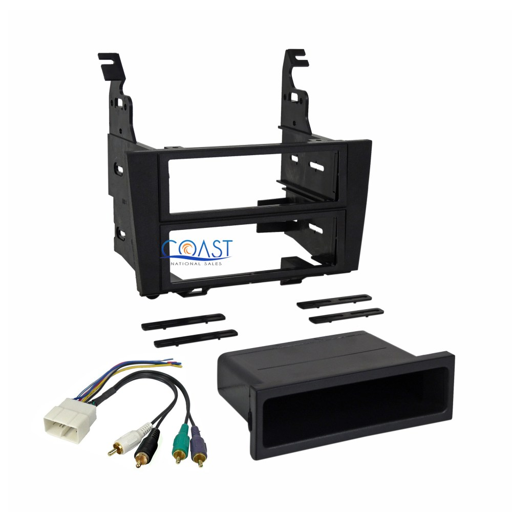 medium resolution of car radio stereo single din install dash kit harness for 1992 1996 lexus es300