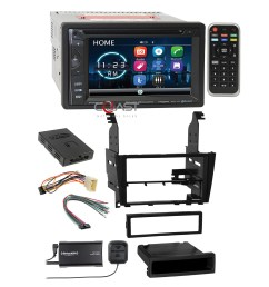 details about power acoustik dvd bt sirius stereo dash kit jbl harness for 02 05 lexus is300 [ 2400 x 2400 Pixel ]