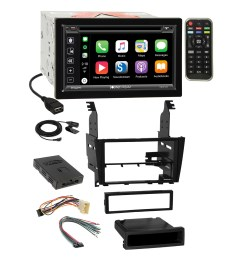 details about soundstream carplay gps ready stereo dash kit jbl harness for 02 05 lexus is300 [ 2400 x 2400 Pixel ]