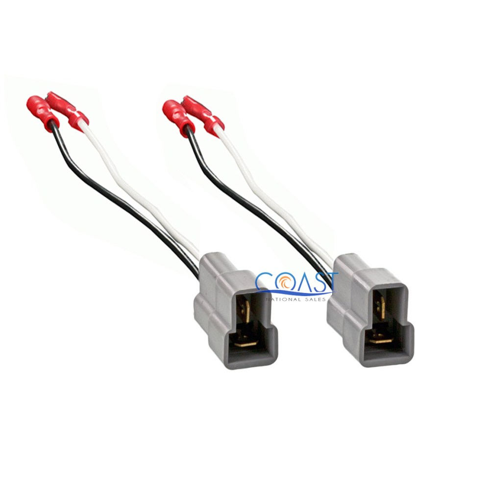 medium resolution of car audio speaker wire harness connectors for chevy ford isuzu kia wiring harness connectors car audio