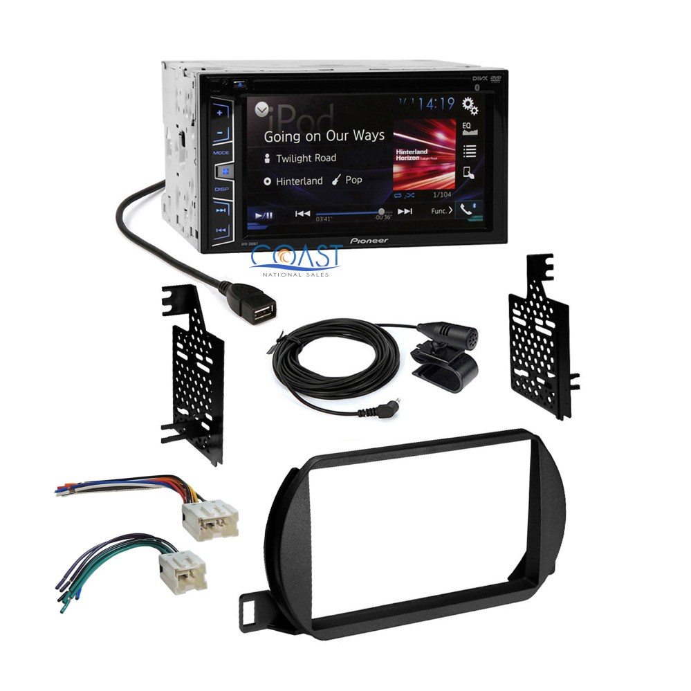 medium resolution of pioneer 2016 car radio stereo dash kit wire harness for 2002 04 nissan altima