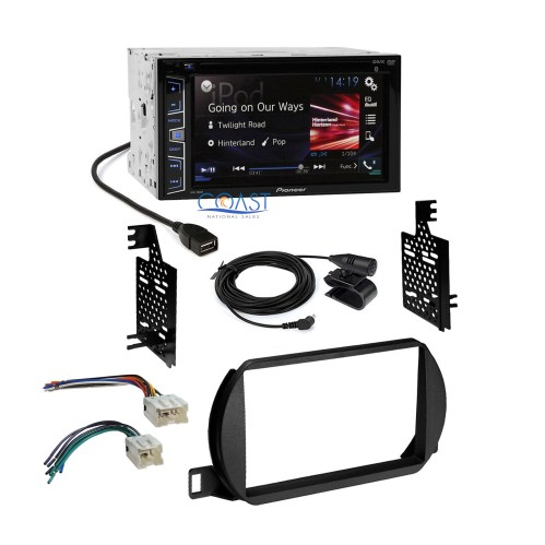 small resolution of pioneer 2016 car radio stereo dash kit wire harness for 2002 04 nissan altima