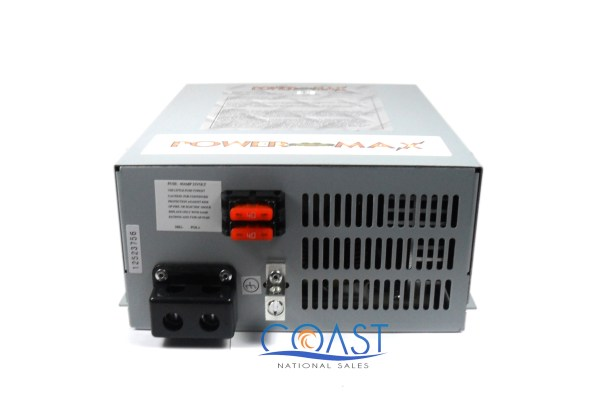 Powermax Pm3-55 120v Ac 12v Dc Converter Battery Charger 55 Amp