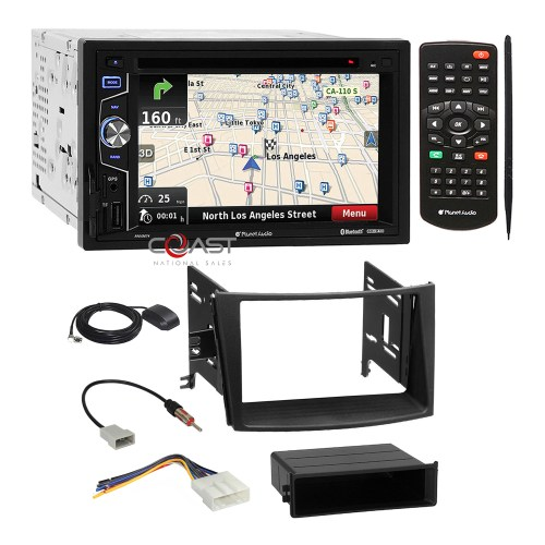 small resolution of details about planet audio dvd usb gps bt stereo dash kit harness for subaru legacy outback