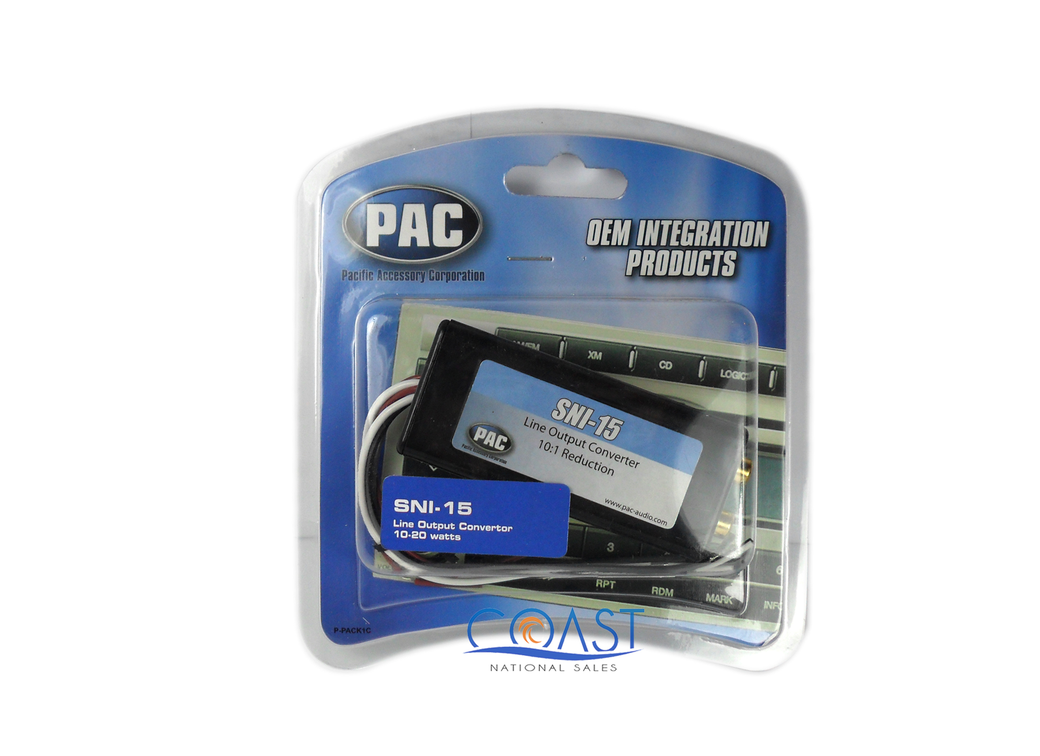 pac sni 15 porsche wiring diagrams 944 10 1 reduction line output converter sni15 ebay