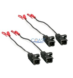 2x speaker wiring harness adapter 72 4568 for 1985 up gmc chevy speaker wiring harness walmart [ 1968 x 1968 Pixel ]