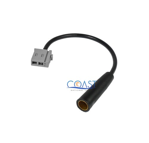 small resolution of car stereo reverse antenna adapter to factory radio for 2005 2009 subaru