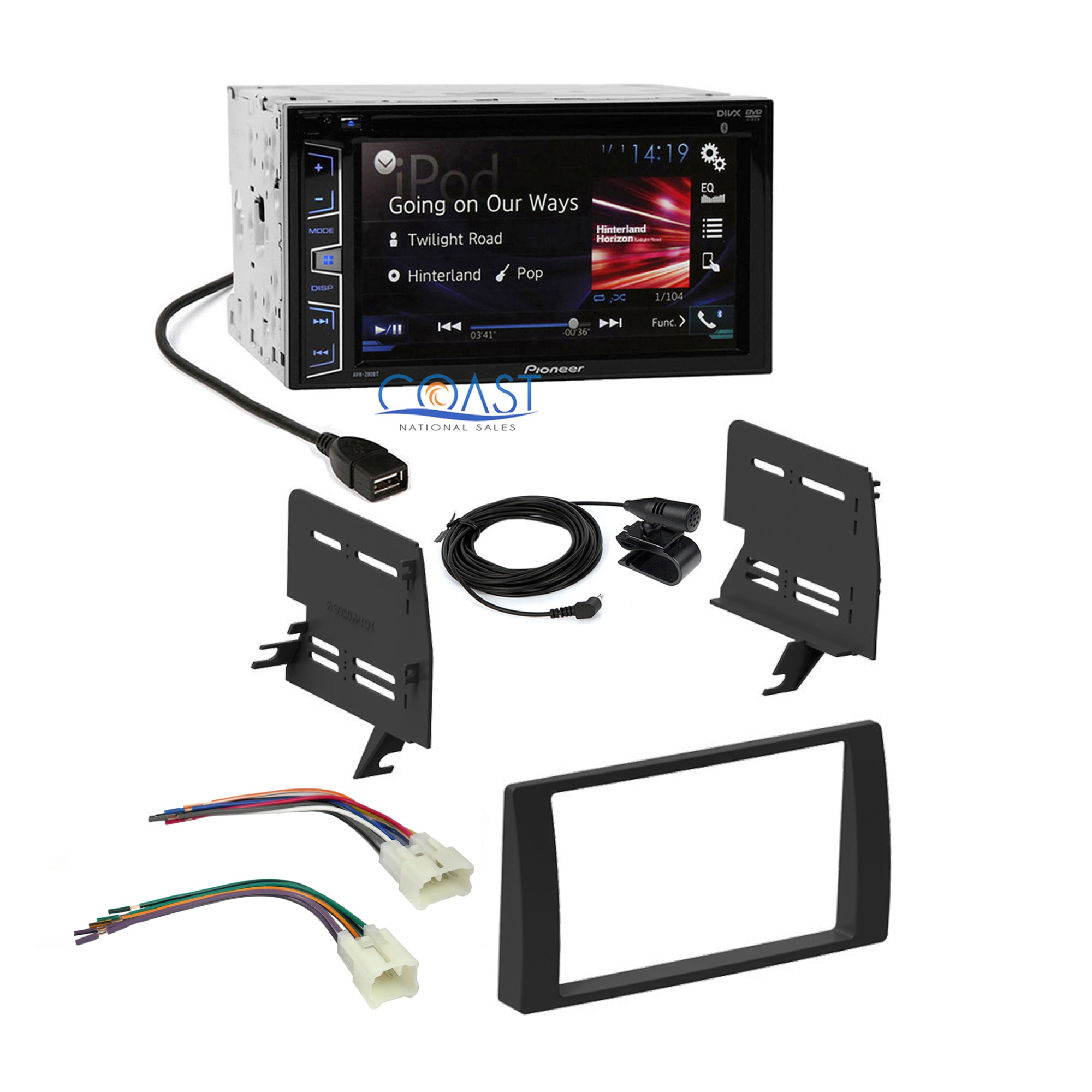 hight resolution of pioneer 2016 car radio stereo dash kit wire harness for stereo wiring harness 2006 porsche boxster radio wiring diagram 2006 chevy cobalt