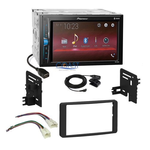small resolution of details about pioneer 2018 usb multimedia stereo dash kit harness 03 07 toyota tundra sequoia