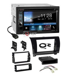 consumer electronics 2007 2008 2009 2010 2011 toyota sequoia tundra dash kit double din wire harness [ 1908 x 1908 Pixel ]