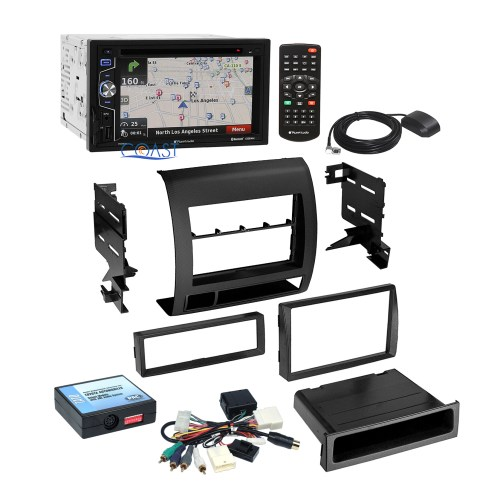 small resolution of details about planet audio car stereo black dash kit jbl wire harness for 05 11 toyota tacoma