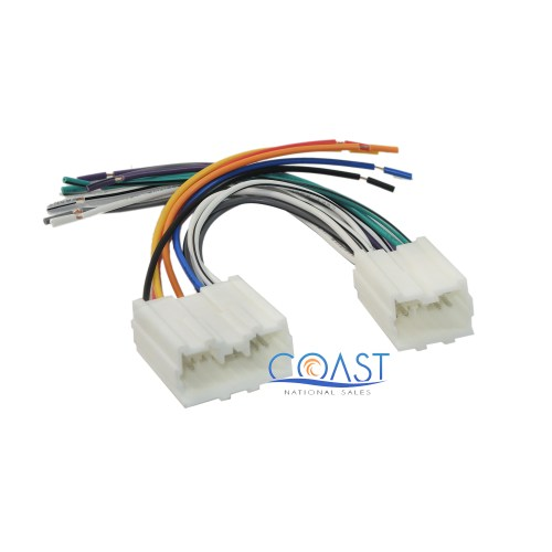 small resolution of car stereo radio installation wiring harness plugs for select 1991 mgb wiring harness 1991 volvo wiring harness