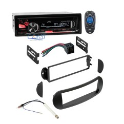 Jvc Wiring Diagram Car Stereo Non Addressable Fire Alarm System Radio Dash Kit Harness For 1998 2011