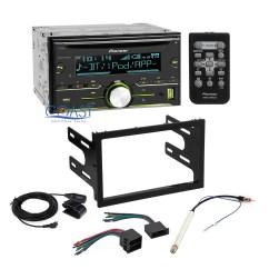 Pioneer Car Stereo Speaker Wiring Diagram 1998 Ford Taurus Engine Deh P7200hd