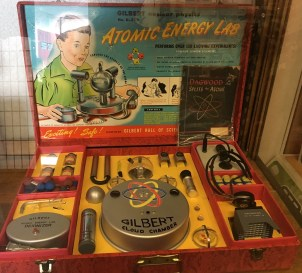 Banned Atomic Energy Lab (Photo by MontaraManDan)