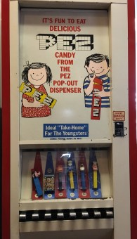 PEZ dispenser dispenser. (Photo by MontaraManDan.