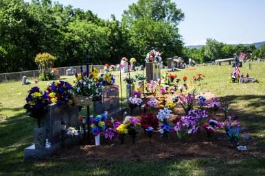 Owens Cemetery, Arkansas. Dawn Page/CoastsideSlacking