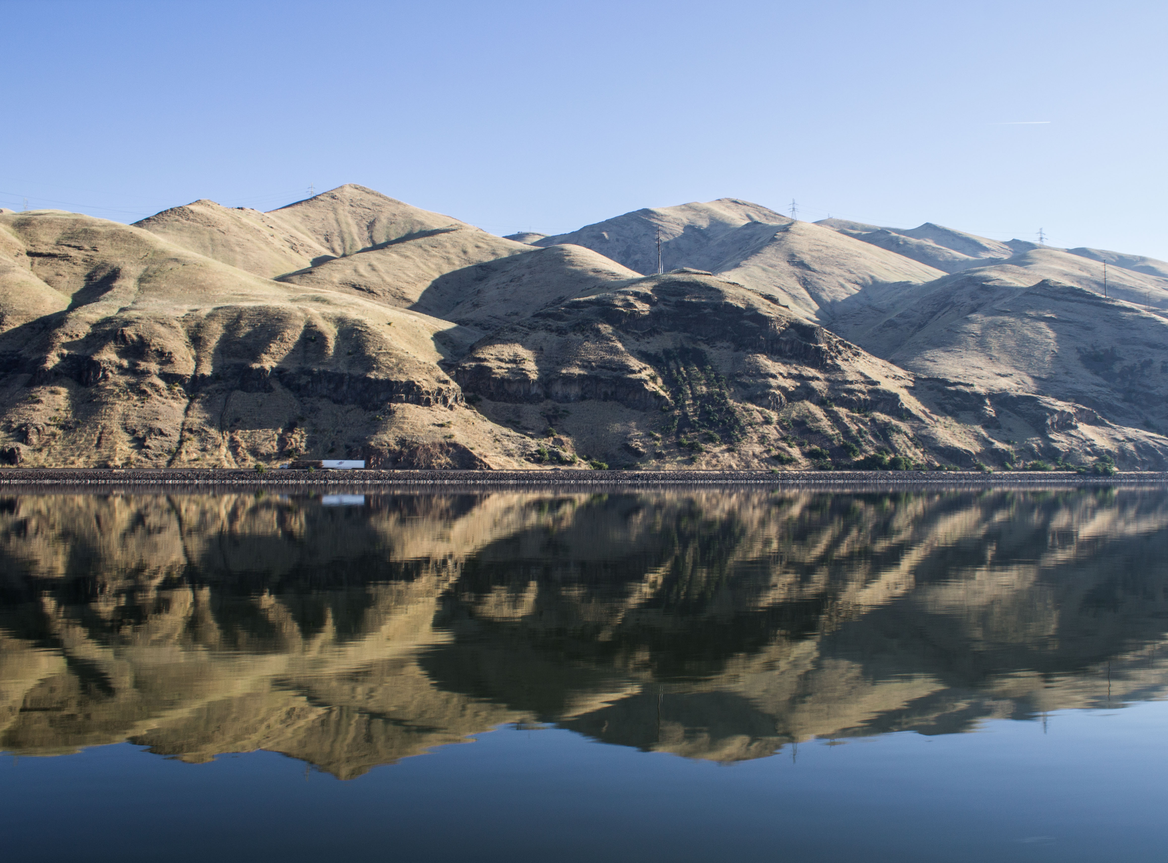 Lewiston Idaho, where the Snake River and Clearwater River converge. Dawn Page / CoastsideSlacking