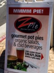 Z Pie in Placerville. Dawn Page / CoastsideSlacking