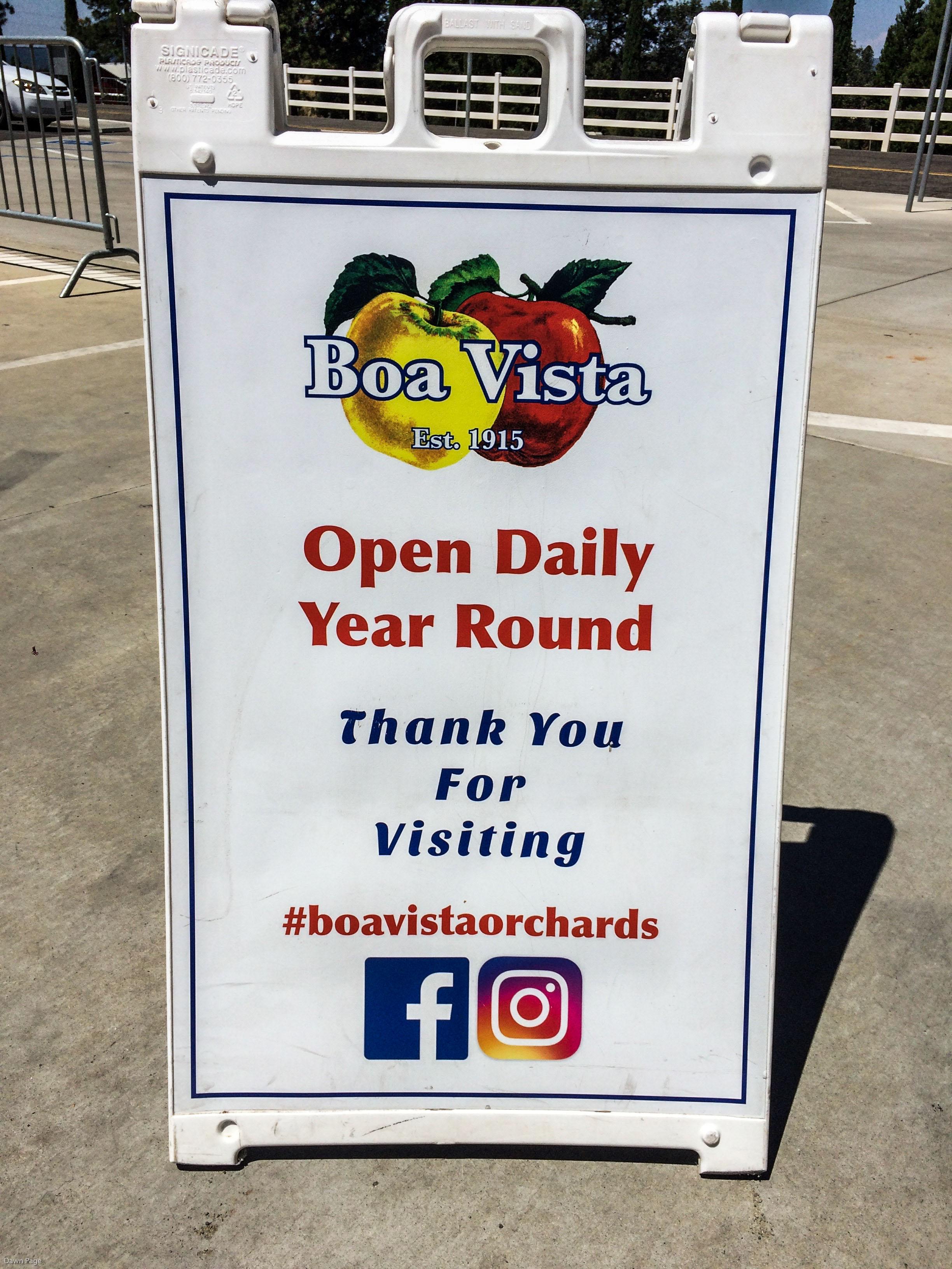 Boa Vista Orchard. Dawn Page / CoastsideSlacking