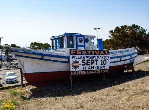 2017 Half Moon Bay Fish & Fleet Festival. Dawn Page / CoastsideSlacking