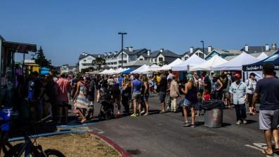 2017 Half Moon Bay Fish & Fleet Festival. Dawn Page / CoastsideSlacking