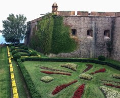 Montjuïc Castle in Barcelona. Dawn Page / CoastsideSlacking