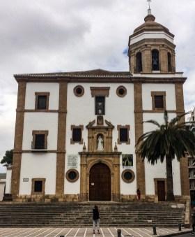 The village of Grazalema, Andalusia, Spain. Dawn Page / CoastsideSlacking