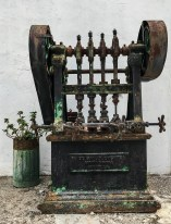 Molino el Vinculo has been pressing olive oil just outside of Zahara de la Sierra in Andalusia, Spain since 1755. Dan Page / CoastsideSlacking