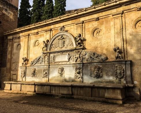 Rest stop in Granada, Spain. Dawn Page / CoastsideSlacking