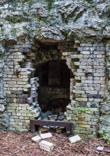 Abandoned kilns at Limekiln State Park, Big Sur, California. Dawn Page / CoastsideSlacking