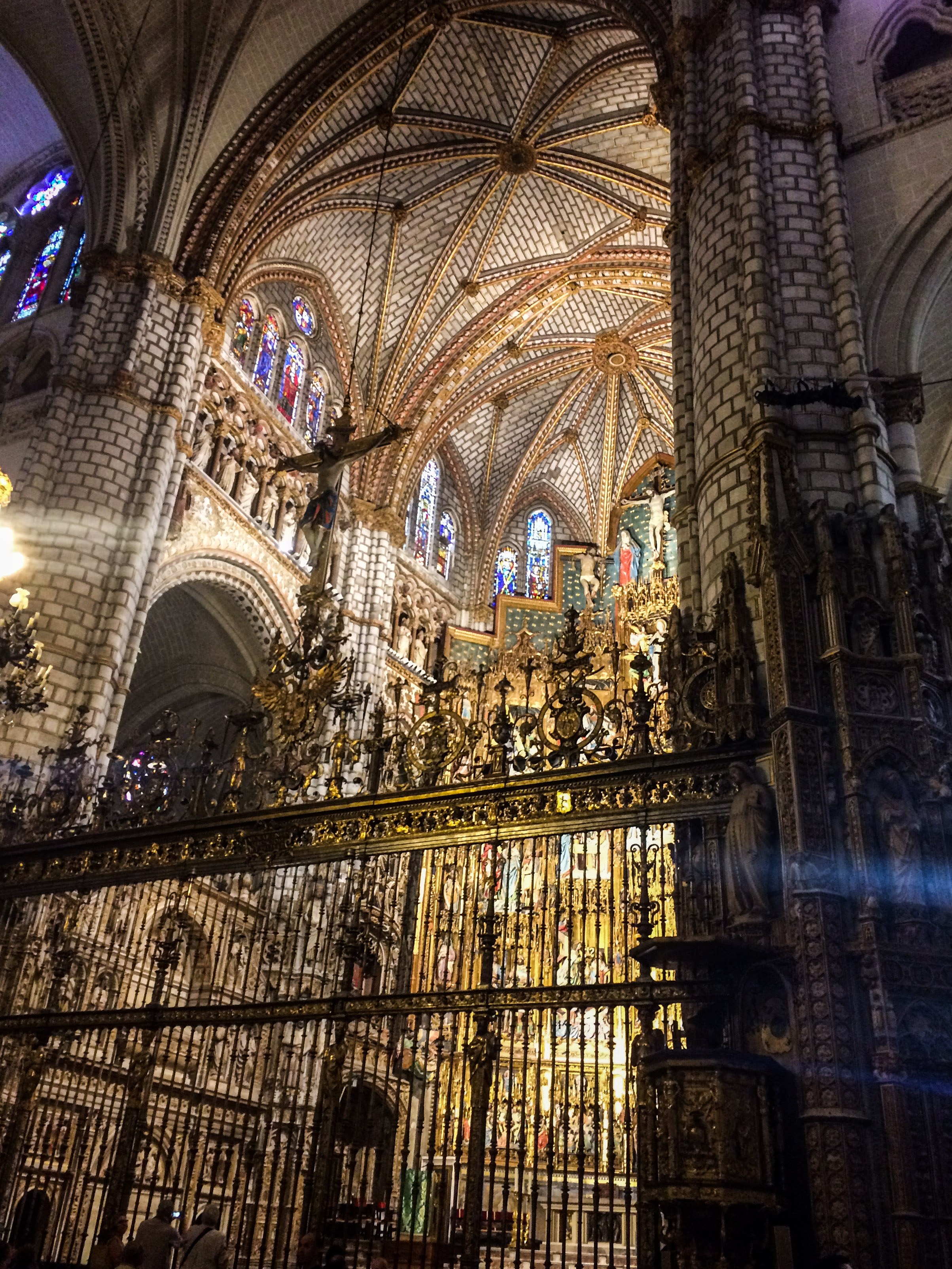 The Primate Cathedral of St. Mary of Toledo. Dawn Page / CoastsideSlacking