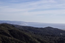 South to Pescadero Beach. Montara Mountain. Dawn Page / CoastsideSlacking
