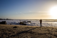 Garrapata Beach, Big Sur, CA. Dawn Page/CoastsideSlacking