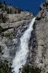 Yosemite Falls trail. Dawn Page/Coastside Slacking