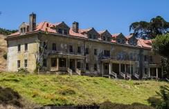 Fort McDowell, Angel Island State Park. Dawn Page/CoastsideSlacking