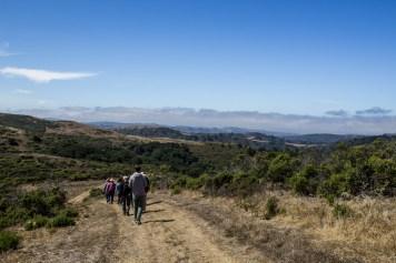 Hiking Djerassi. Dawn Page/CoastsideSlacking