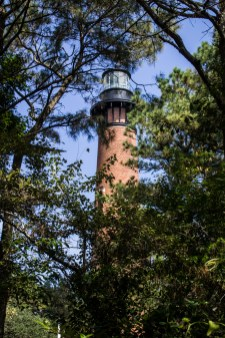 Currituck Beach Lighthouse. Dawn Page/CoastsideSlacking