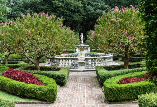 Elizabethan Gardens, Roanoke Island. Dawn Page/CoastsideSlacking