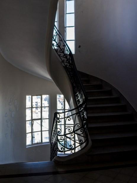 Palacio Barolo, Buenos Aries. Dawn Page/CoastsideSlacking