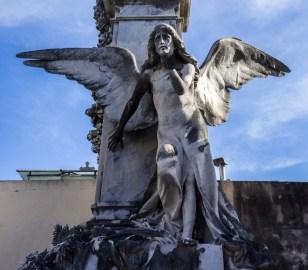 Cementerio de la Recoleta, Buenos Aries. Dawn Page/CoastsideSlacking