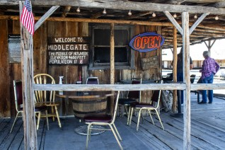 Middlegate, NV. Dawn Page/CoastsideSlacking