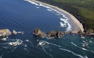 Point of the Arches, Olympic National Park