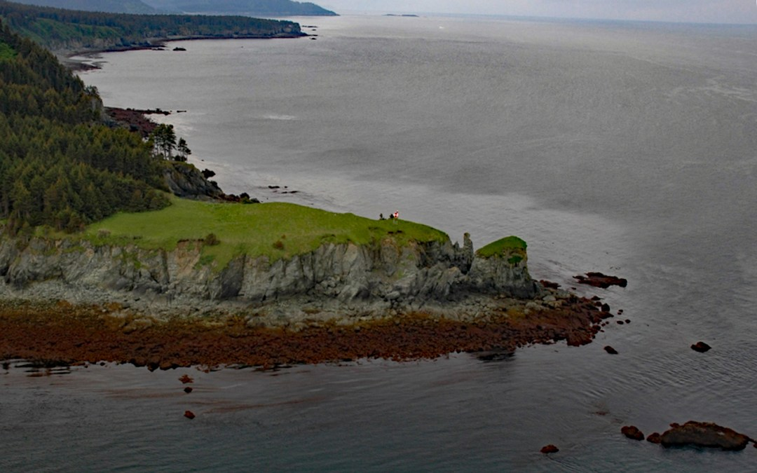 Point Pogibshi, Kachemak Bay