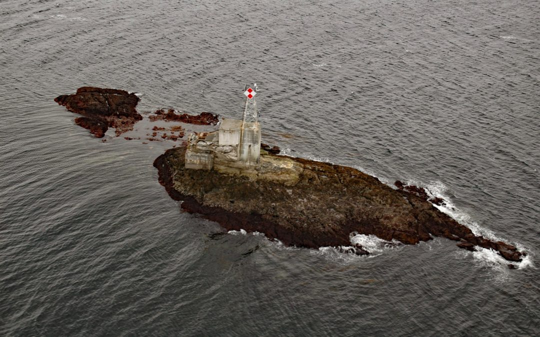 Lincoln Rock Light, Clarence Strait