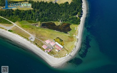 Marrowstone Point, Admiralty Inlet